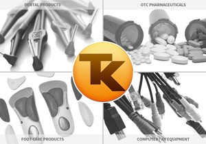 TK Logistics website